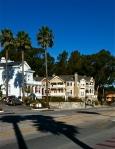 Starting point in Santa Cruz