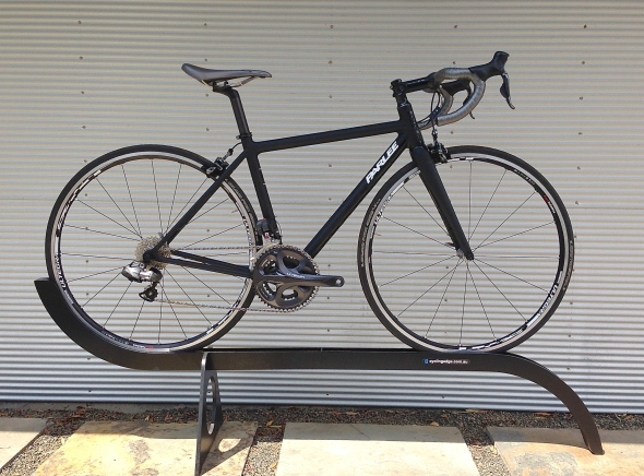 Parlee Z5i with Ultegra Di2